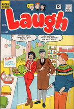 Laugh #169 (1965) Archie Comic Book - $12.99
