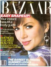 1986 Harper's Bazaar Magazine Victoria Principal Cindy Crawford Joan Riv... - $38.42