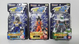 Bandai Dragon Ball Z dbz Dragonball ultimate figure series kai Lot of 3 ... - $109.80