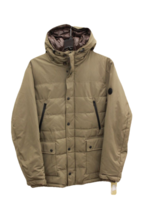 Michael Kors Men's Hooded Puffer Coat with Attached Bib, Size XXL - $136.13