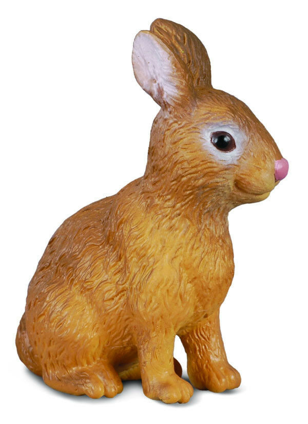 Primary image for Breyer CollectA 88002 Rabbit sweet realistic well made miniatures <>