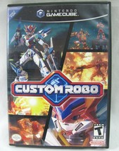 Custom Robo Nintendo GameCube Game Disc and Case NO MANUAL 2004 - $22.76