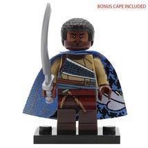 W'kabi Marvel Universe Black Panther Lego Minifigures Block Toy Gift For... - $1.99