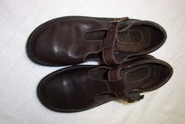Bass Mary Janes, Beautiful Shoes, size 8 M, Brown - $23.81