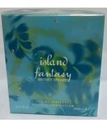 Island Britney Spears Fantasy 3.3oz Women Eau de Parfum 3.4oz/100ml. New... - $36.45