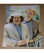 Simon And Garfunkel's Greatest Hits Songbook Vintage 1972 Warner Bros Pub. - $39.99