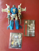 Transformers Titans Return Highbrow Xort Headmaster CMPLT w/Instruct Gen... - $15.99