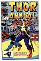 THOR ANNUAL #12-1984 Marvel Comic Book-1st appearance VIDAR - $31.53