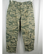 US Air Force Utility Camouflage Trouser Pant - Size 32XS - NSN: 8415-01-... - $9.99