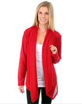 Chic Ladies Red or Black Burnout Top Wrap, Plus Size, USA. Work or Play - $21.99
