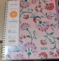 Blue Sky Breast Cancer Awareness Monthly Planner - $14.84