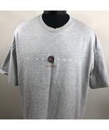 VTG Nike T Shirt Nike Town Chicago Store 90s XXL 2XL Air Swoosh Flight J... - $39.99