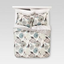 Threshold Dutchwax Floral Duvet Cover Set - Size: Full/Queen - 16542253 ... - $48.46