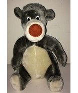 Vintage Disney Jungle Book Baloo Bear Plush Animal - $19.99