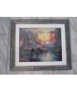 Rare Thomas Kinkade Original Limited Edition Numbered lithograph 69/295 - $300.00