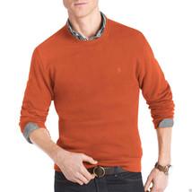 IZOD Sueded Fleece Sweatshirt Rooibos Tea Msrp $50.00 New Size XL, XXL - $16.99