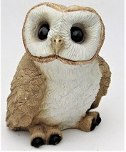 Whimsical Owl Figurine Statue - $12.99