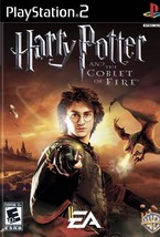 PlayStation 2  Harry Potter and the Goblet of Fire PS2 Works Free Shipping - $6.61
