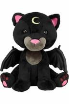 Killstar Kreepture Nekomata Bat Moon Gothic Punk Witchy Plush Toy KSRA00... - $32.99