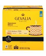 Gevalia Kaffe Signature Blend Coffee 18 to 90 Keurig K cup Pods Pick Any... - $19.99+