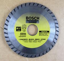 Bosch DB4542 Premium Plus 4-1/2-Inch Dry Cutting Diamond Blade - $10.40