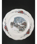 Obernai By Sarreguemines French Dinner Plates (... - $125.00
