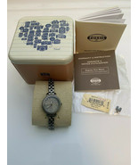 Fossil Women's Watch Black Stainless ES3137 - $115.00