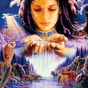 Primary image for SHAMANIC HEALING RITUAL SEA of CONCIOUSNESS Online Services by izida no Djinn