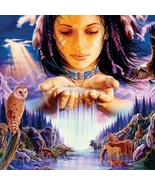 SHAMANIC HEALING RITUAL SEA of CONCIOUSNESS Online Services by izida no ... - $111.00