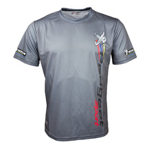 Peugeot Sport Grey Short Sleeve Cool T Shirt Auto Car Graphics Tee - $24.75