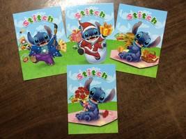 Disney Lilo Stitch Funny Picnic Festival postcard set. Limited RARE NEW - $15.00