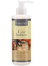 Cuccio Lytes Ultra Sheer Body Butter, Vanilla Bean & Sugarcane   8 oz