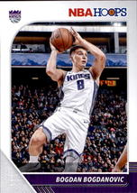 Bogdan Bogdanovic 2019-20 Panini NBA Hoops Card #168 - $0.99
