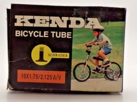 Kenda 16 x 1.75/2.125 A/V Bicycle Inner Tube 02164510 - $11.87