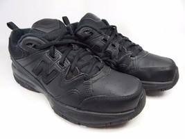 New Balance 609 v2 Men's training Shoes Size US 8 M (D) EU 41.5 Black MX609V2B