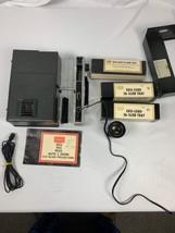 Sears Easi-Load RF-53 Vintage Slide Projector537.98530 Carrying Case W/... - $47.06