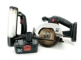 Craftsman 315.114260 19.2V  Cordless Circular Trim Saw and Craftsman EX ... - $74.20