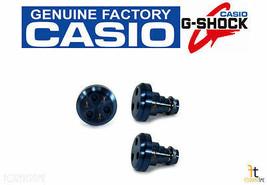 CASIO G-Shock GWFD-1000B-1 Watch Bezel Top Screw (Blue Steel) (1H/5H) (Q... - $46.95