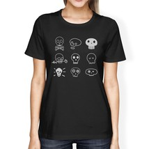 Skulls Womens Black Shirt - $14.99+