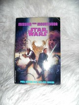 Star Wars Mission From Mount Yoda Paperback Book - $15.64