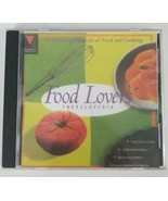 Food Lovers Encyclopedia PC CD ROM Windows 95 Mac - $7.69