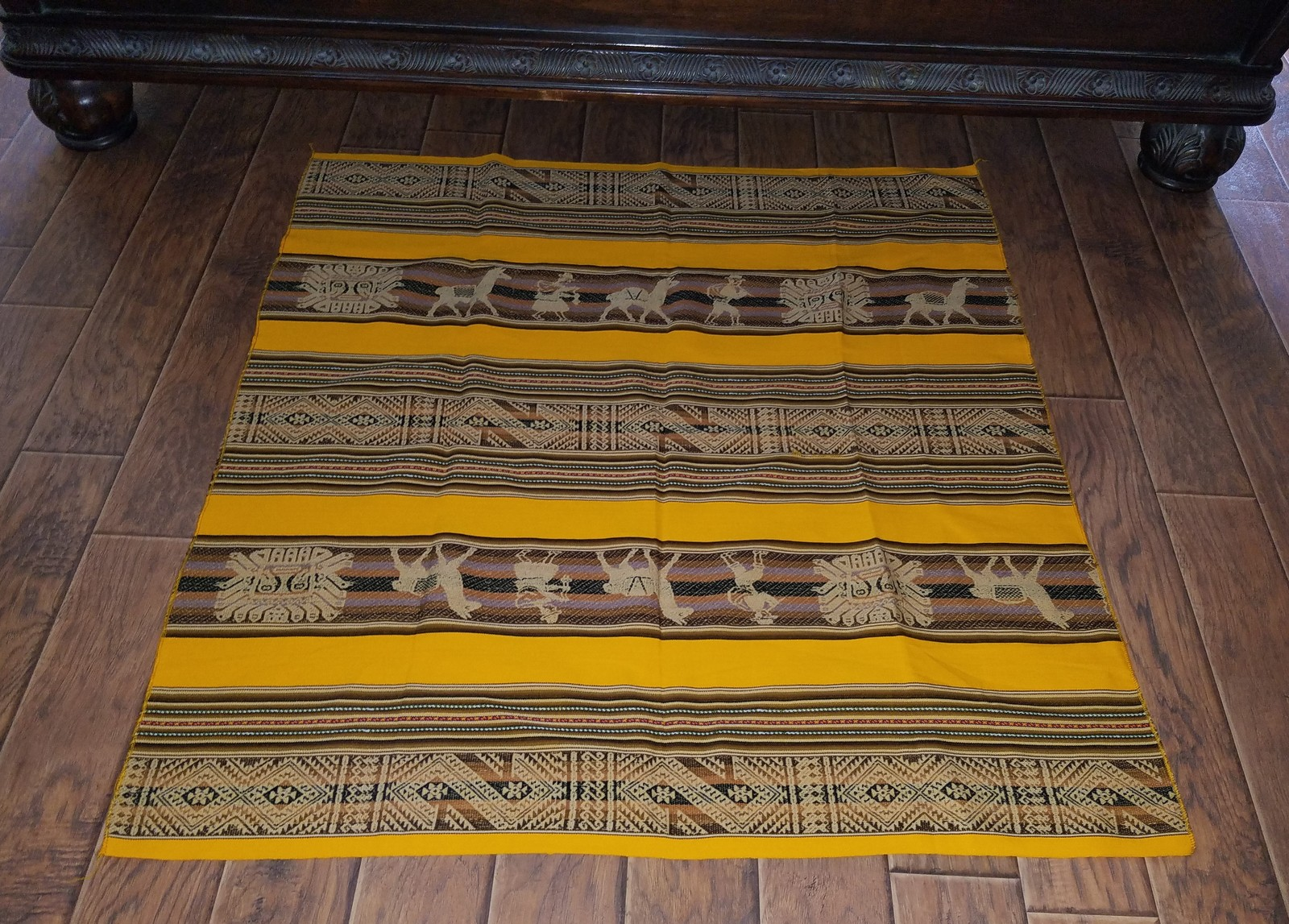 Inca Textile decor - wall hanging