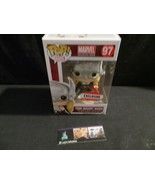 Marvel Collectors Corps exclusive Secret Wars box Thor figure #97 - $43.70