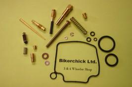 HONDA 2005-2012 TRX500 Rubicon FA Carburetor Carb Rebuild  Repair Kit  J... - $32.91