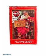 Coca Cola For Sparkiling Holidays Playing Cards No. 334  - $9.90