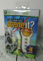 Scene It Lights, Camera, Action (Microsoft Xbox 360, 2007) - $24.18
