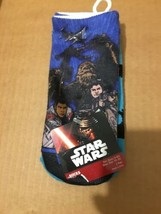 New With Tags Star Wars Kids Ankle Socks 2 Pairs 6-81/2 - $5.27