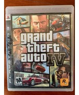 GRAND THEFT AUTO IV PS3 (PlayStation 3) - $92.57
