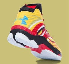 Under Armour Curry 2.5 LE Basketball Shoes 1288403-750 Size 9 durant kla... - $159.00