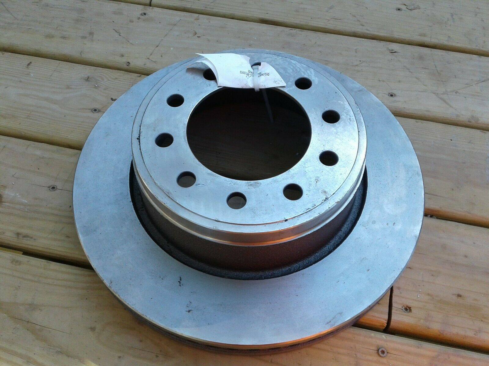 2AMV3842AA 10 Hole Brake Rotor